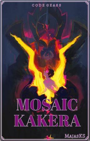 Mosaic Kakera    code geass by MajasKS
