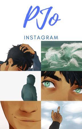 PJO/HoO Instagram by SallyBakesBlueFood