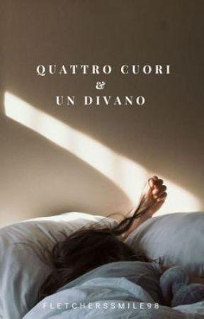Quattro Cuori & Un Divano    Ashton Irwin by fletcherssmile98