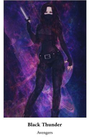 Black Thunder || Avengers by aysenazbakan144