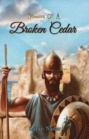 Memoirs of A Broken Cedar by Rarefan