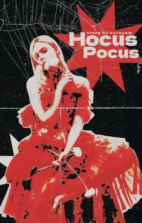 HOCUS POCUS ━━ winx club. by ladybucg