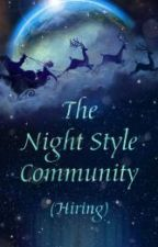 THE NIGHT STYLE COMMUNITY BOOK by nightstylecommunity