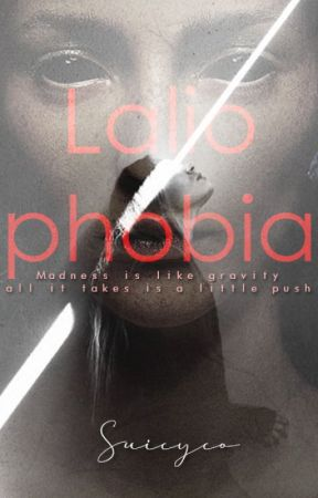 Laliophobia by suicyco345