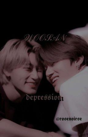 Woosan - Depression   by imroseyah