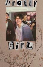 PRETTY GIRL- Louis Partridge x READER by leslie_finnsta