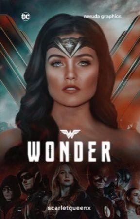 Wonder | Arrowverse [Barry Allen] #1 by scarletqueenx