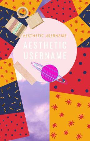 Aesthetic Username Ideas by ElenaGachaAngel