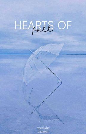 Hearts Of Fall › minsung by YappYapp94