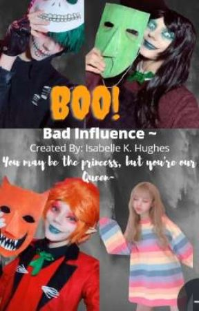 Bad Influences ~ (YANDERE! Lock, Shock, & Barrel x JACK'S DAUGHTER! reader) by _Kim_Haru_