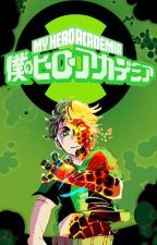 Ben 10 Male Reader X My Hero Academia by SuperSodaPie