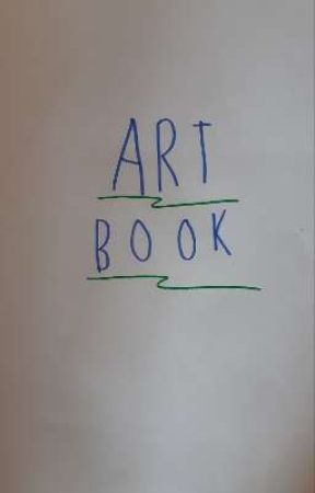 Goldee's Art Book by GoldeeTheShrew_