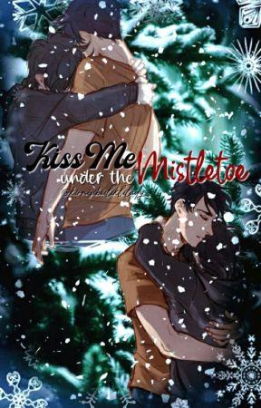 Kiss me under the Mistletoe | Percico (One-Shot) #Winterfest2020 by kirmizibasliklilady