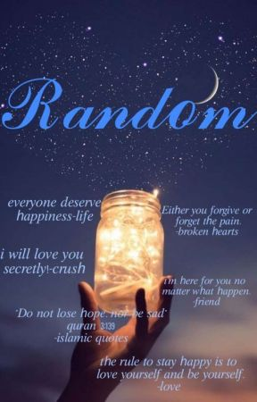 Random.  by afiiyy