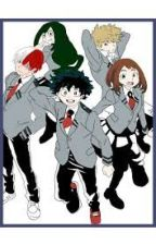 Determined (mha x depressed, anxiety, suicidal-ish fem reader) Book 1 by MHA272702