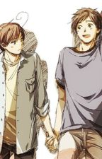 Lovers or Killers? Spamano Soulmate AU by SpamanoIsMyOTP