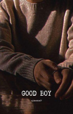 GOOD BOY || J.JK × Reader ✔ by jikookie17
