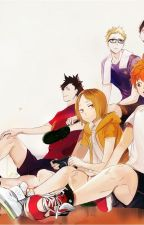 The Deaf Player (A Haikyuu Fanfic) by AphmauFangirl100