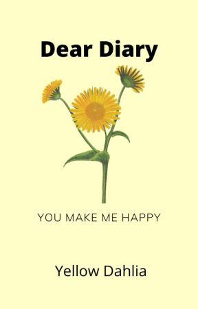 Dear Diary by yellowdahlia6