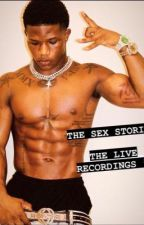 THE SEX STORIES: THE LIVE RECORDINGS by BoniTraxton6789