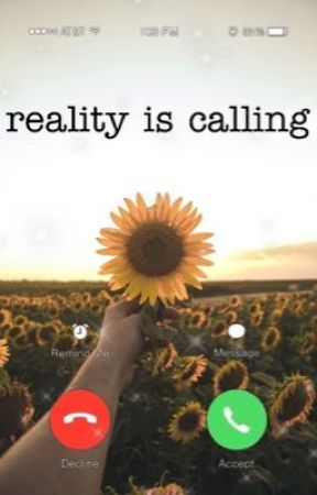 reality is calling by victoriav9032