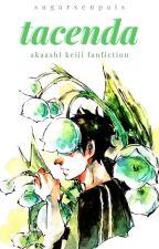 tacenda   akaashi keiji by sugarsenpais