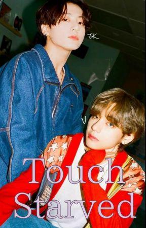 ◎Touch Starved [Taekook] by KimSeokjinsWaist
