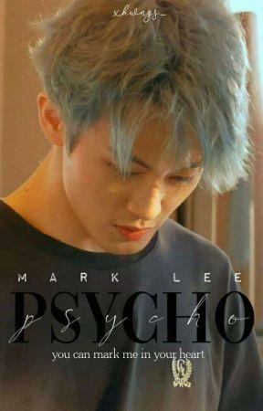 psycho || mark lee by xhwngs_