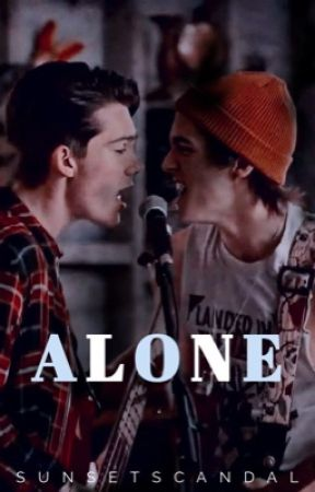 Alone [Ruke] AU by stefanardeal