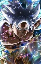 Goku Omni king returns by Saiyan-Athena