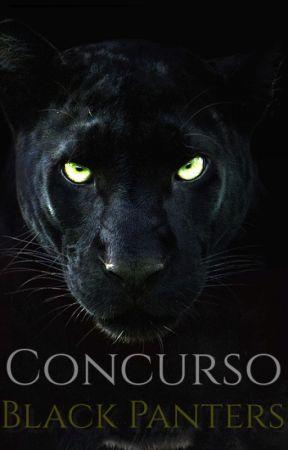 Concurso Black Panters by DianaLgMoreira