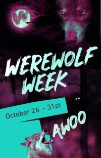 It's Werewolf week cover