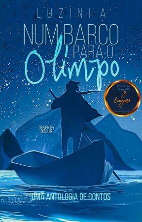 Num barco para o Olimpo by Niniluzinha