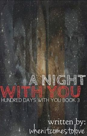 A Night with You [HDWY 3] - Published by whenitcomestolove