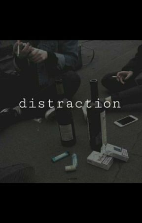 Distraction  by trashpandaleader