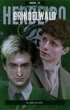 Herdeiro Grindelwald by arry_potty