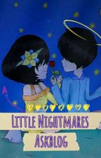 Little Nightmares Askblog by c_inky12345