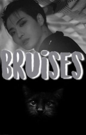 bruises ❥ park seonghwa by busandite