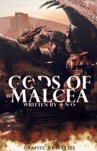 Gods of Malcea cover