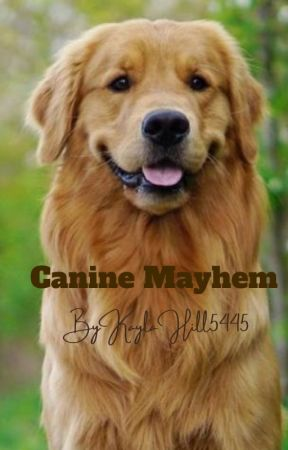 Canine Mayhem by KaylaHill5445