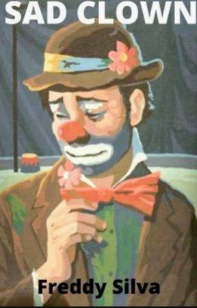 Sad Clown by FreddyJohanSilva