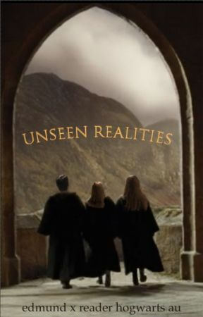 Unseen Realities ~ Edmund x Reader Hogwarts AU by mocha_rice0