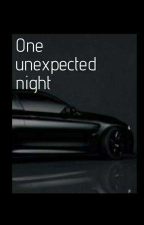 One unexpected night by kinkymarshmallow