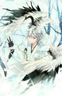 The Weeping Angel (Depressed male angel reader x HololiveEn And JP) cover