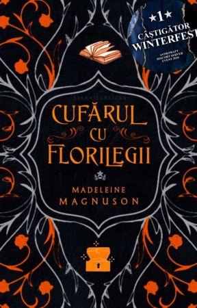 Cufărul cu florilegii by MadeleineMagnuson