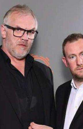 Greg Davies x Alex Horne  by CourtDead
