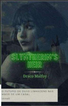 Slytherin Heir - Draco Malfoy by HelloHelo33