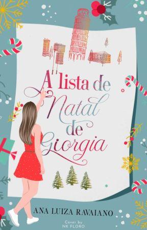 A lista de Natal de Giorgia by AnaLuizaRavaiano