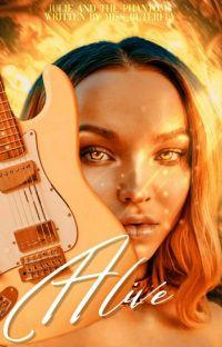 𝐀𝐥𝐢𝐯𝐞 {Julie & the Phantoms    Luke } cover