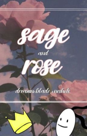 rose and sage || dreamnoblade oneshots (dream x technoblade) by daintyships